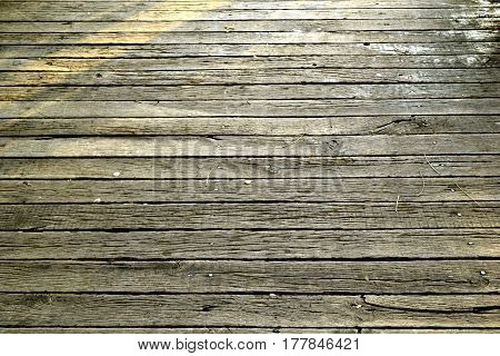 background of multicolored wooden planks with a nice texture