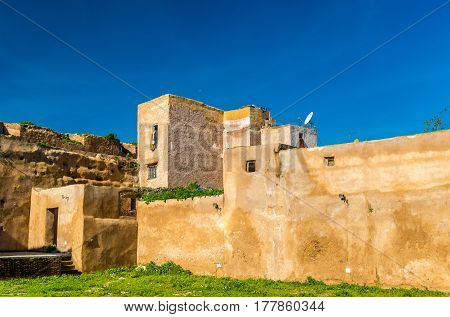 Kasbah Sidi Mohammed ben Abdallah in Azemmour - Morocco, North Africa