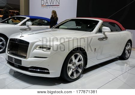 Rolls-royce Ghost Elegance Car