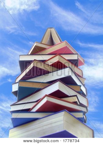 Tower Of Books #2
