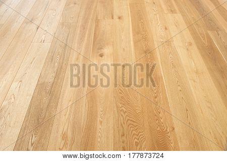parquet floor oak wood floor closeup - background