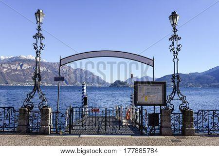 The Pier Of Como