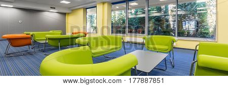 Fluo Green Lounge Set