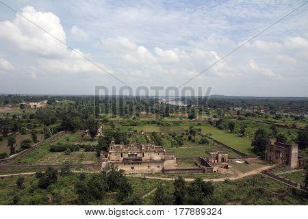 Religious monument of tourist interest of India