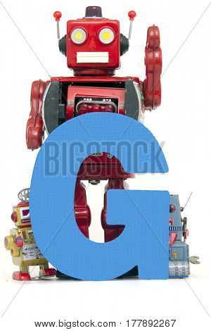 Big letter G