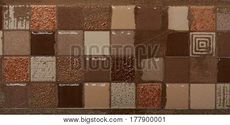 Small Ceramic Square Tiles