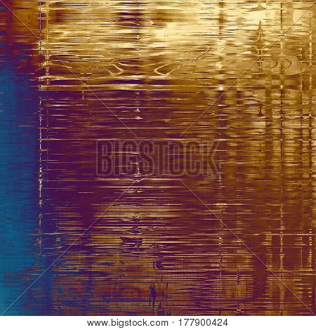 Ancient grunge background texture. With different color patterns: yellow (beige); brown; blue; red (orange); purple (violet); pink