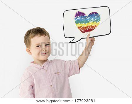LGBT equal freedom community together