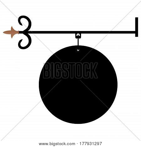 Shop Sign Vector