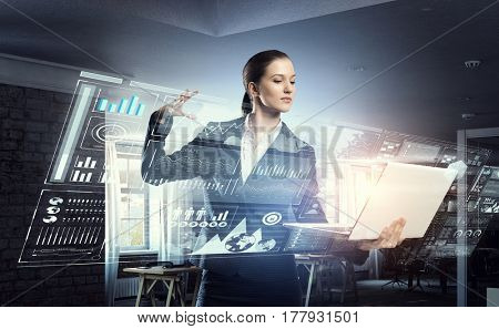 Technologies that impress. Mixed media . Mixed media