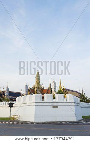 Wat Phra Kaew Fort