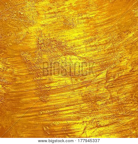 Creative luxury golden texture. Hi res background