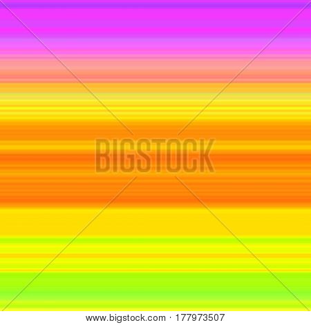 Colorful Rgb Color Lines Background Gradient. Purple, Orange, Yellow, Green