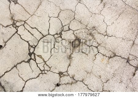 gray grunge cement background texture horizontal photo