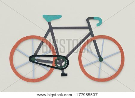 Bicycle Bike Hobby Icon Symbol