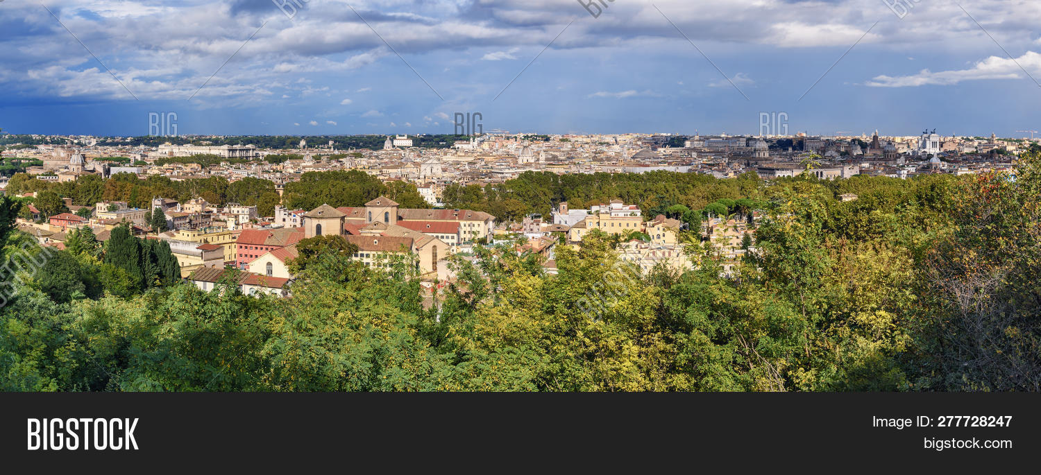 Panorama Arial View Image Photo Free Trial Bigstock