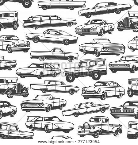 Cars Vintage Auto Vector Photo Free Trial Bigstock