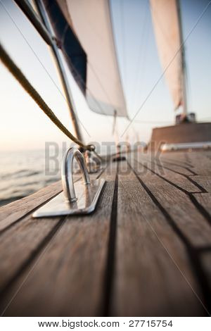 Boating detail