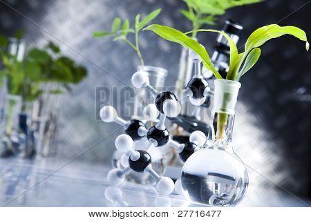 Laboratory glass