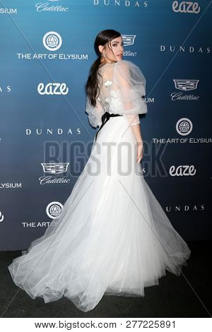 LOS ANGELES - JAN 5:  Sophia Carson at the Art of Elysium 12th Annual HEAVEN Celebration at a Private Location on January 5, 2019 in Los Angeles, CA