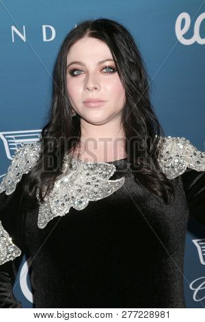 LOS ANGELES - JAN 5:  Michelle Trachtenberg at the Art of Elysium 12th Annual HEAVEN Celebration at a Private Location on January 5, 2019 in Los Angeles, CA
