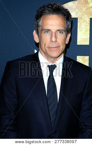 LOS ANGELES - JAN 5:  Ben Stiller at the Showtime Golden Globe Nominees Celebration at the Sunset Tower Hotel on January 5, 2019 in West Hollywood, CA