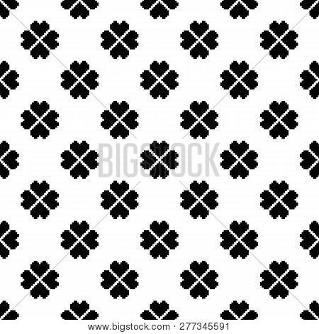 Norway Fairisle Seamless Pattern Design In Vector