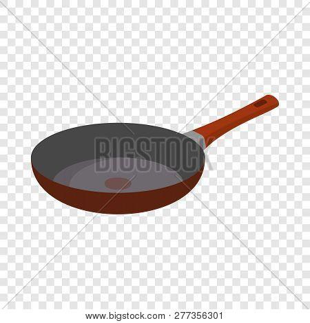 Hot Griddle Icon. Flat Illustration Of Hot Griddle Icon For Web Design