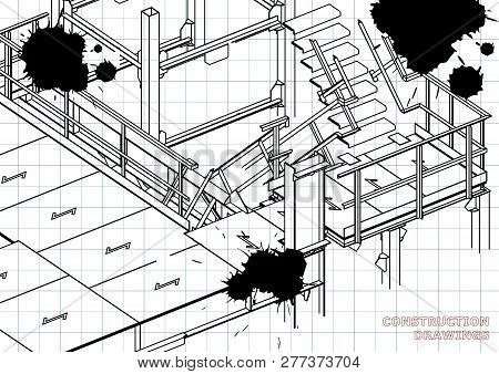 Mechanical Drawing Images Illustrations Vectors Free