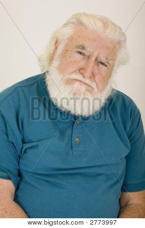 A Sad Old Man 4