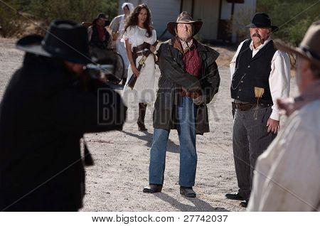 Showdown In Old West