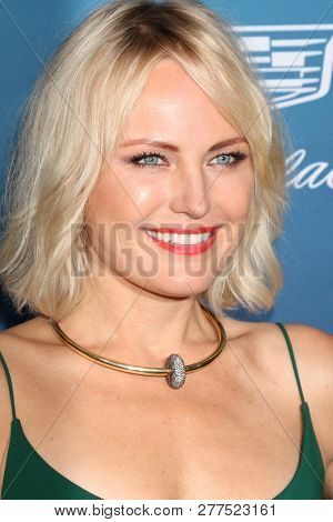 LOS ANGELES - JAN 5:  Malin Akerman at the Art of Elysium 12th Annual HEAVEN Celebration at a Private Location on January 5, 2019 in Los Angeles, CA