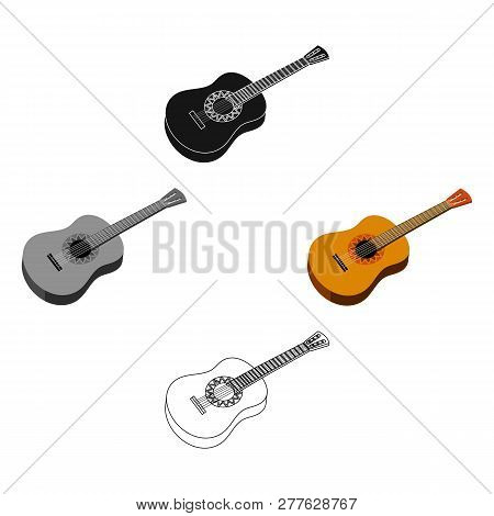 Mexican Acoustic Vector & Photo (Free Trial) | Bigstock