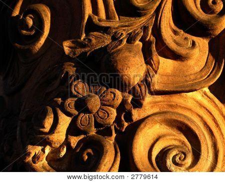 Baroque Stucco