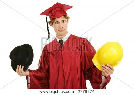 Graduate - Confused By Career Choices