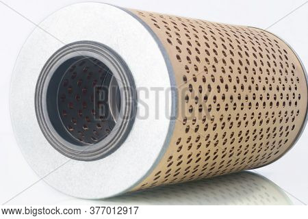 Side View Air Filter For A Truck