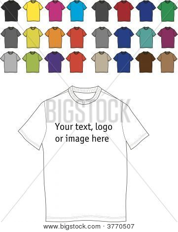 T-Shirts Templates