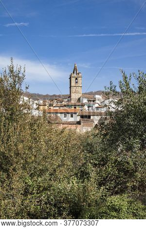 Pasaron Of The Vera Is A Municipality Located In The Province Of Caceres, Extremadura, Spain.