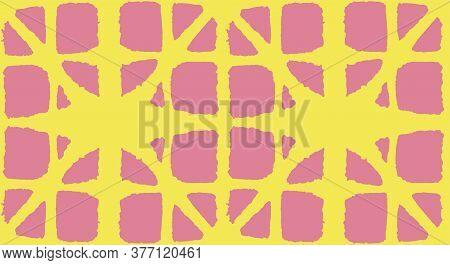 Japanese Tie Dye Seamless Pattern. Elegant Kimono Textile. Retro Shibori Seamless Pattern. Luxurious
