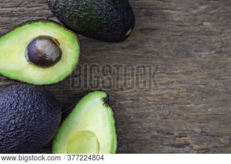 Avocado Is A Popular Fruit In Europe And America. It Has Many Nutrients, Vitamins And Minerals That