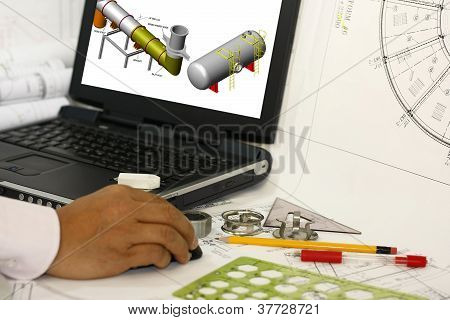 Drafting Engineering Works
