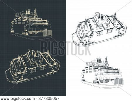 Ferry Blueprints