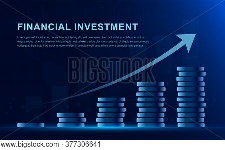 Financial Technology Vector Photo Free Trial Bigstock