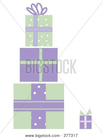 Purple Presents