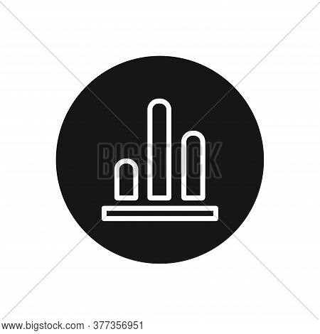 Graphic Icon Isolated On White Background. Graphic Icon In Trendy Design Style For Web Site And Mobi