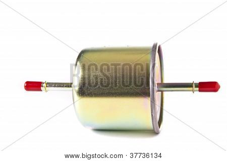 Side View Of Fuel Filter