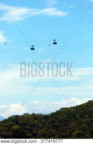 Sugarloaf Cable Car, Rio de Janeiro - Brazil