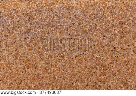 Texture Of Rusty Metal Sheet. Oxidized Iron List