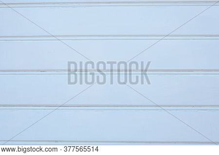 Wooden Texture Of A White Wall Sheathed With Planks. Painted Wood Plank Surface, Low Contrast, Backg