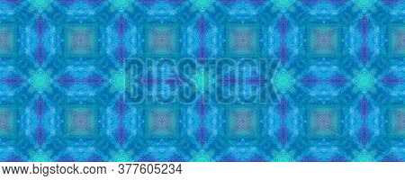 Portuguese Decorative Tiles. Mexican Decor. Portuguese Decorative Tiles Background. Kilim Mandala Su